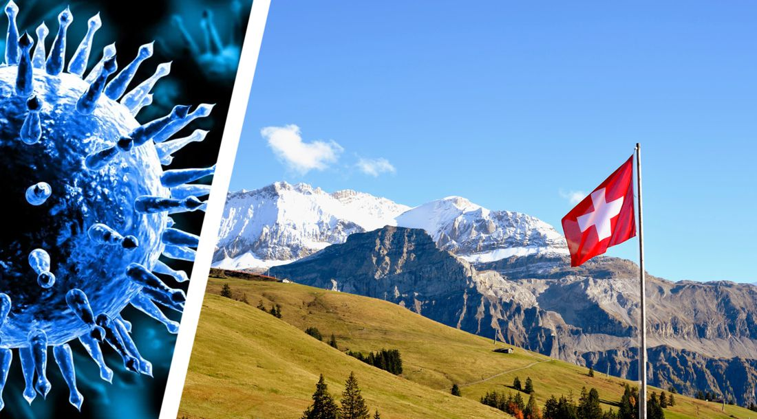 Швейцария снимает карантин