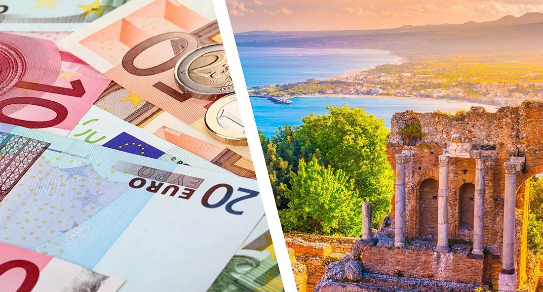 Для привлечения туристов Сицилия оплатит вам половину авиабилета, ночь в отеле и билеты в музеи