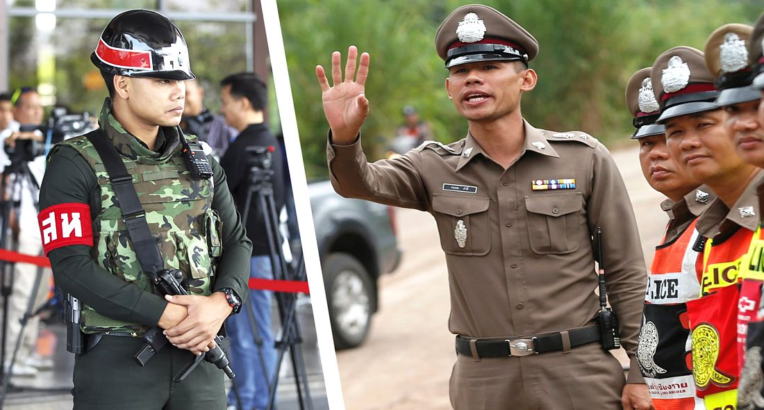 Режим ЧП в Таиланде продлили на месяц