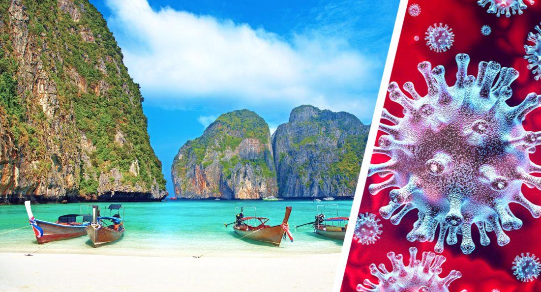 Туризм Таиланда вводит сертификацию из-за коронавируса
