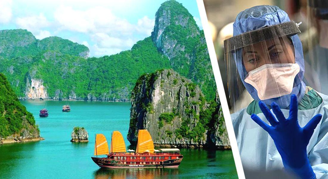 Вьетнам выходит из-под карантина