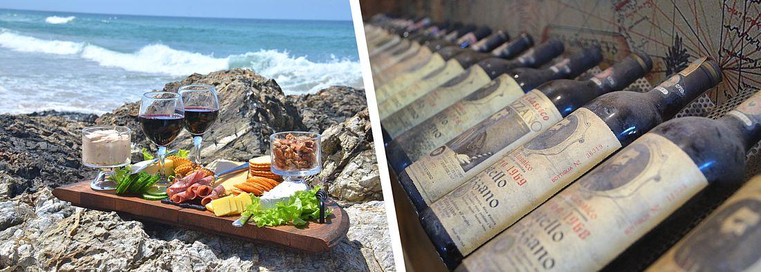 Лучшие мировые марки красных вин, которые стоит привезти из путешествия