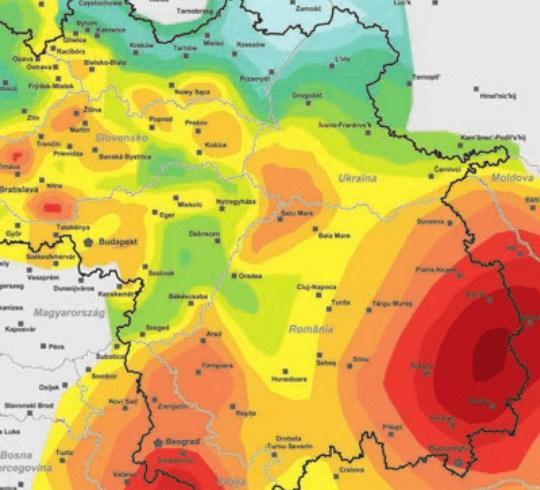 В Одессе ощутили землетрясение