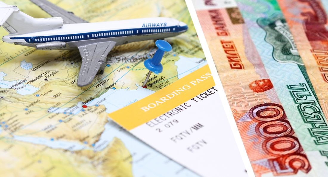 Составлен Топ-10 самых популярных авиабилетов: Сочи и Симферополь в июне ждет наплыв туристов из Москвы и Питера