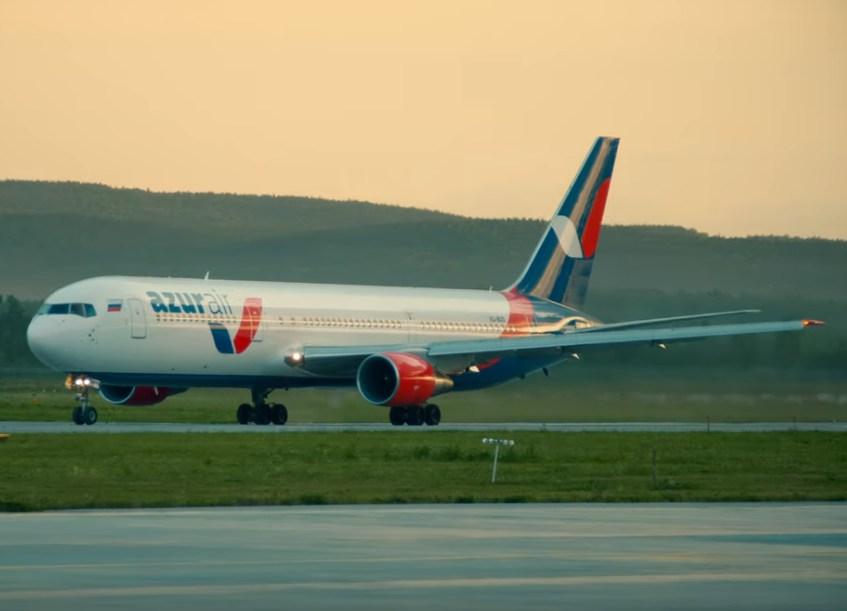 AZUR air открыла продажу билетов по низким ценам в Сочи из пяти городов
