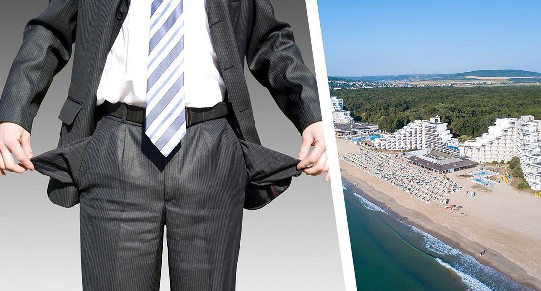 В Болгарии подсчитали, сколько отелей обанкротится из-за коронавируса