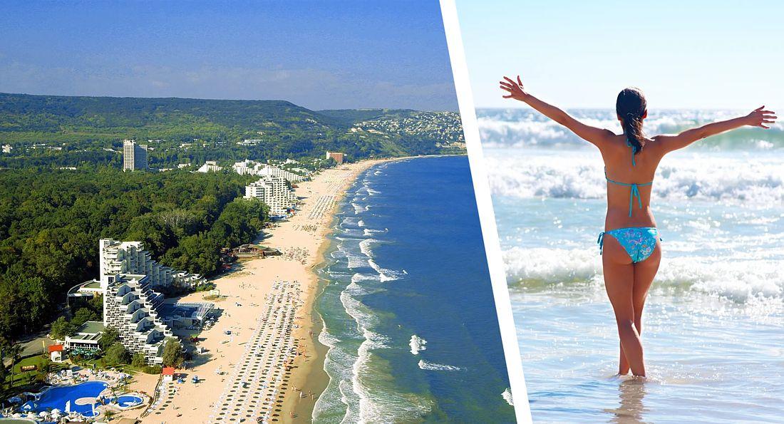 Болгария сообщила, когда начнёт принимать туристов и какие бесплатные бонусы им предоставит