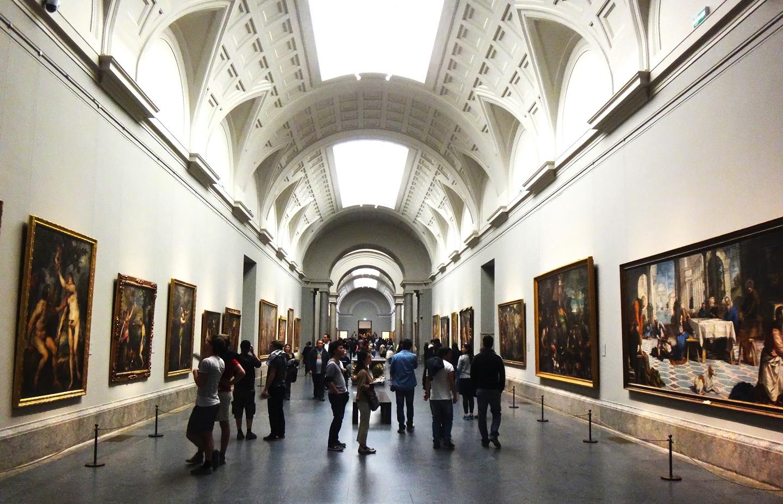 Несколько крупных музеев Мадрида откроются на следующей неделе
