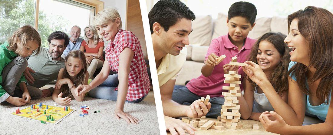 Чем заняться родителям с детьми дома на карантине: 20 полезных советов