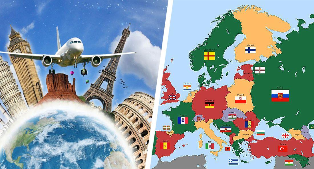 Турция и страны Европы обновили прогнозы по датам открытия международного туризма: подробности по 9-ти самым популярным направлениям