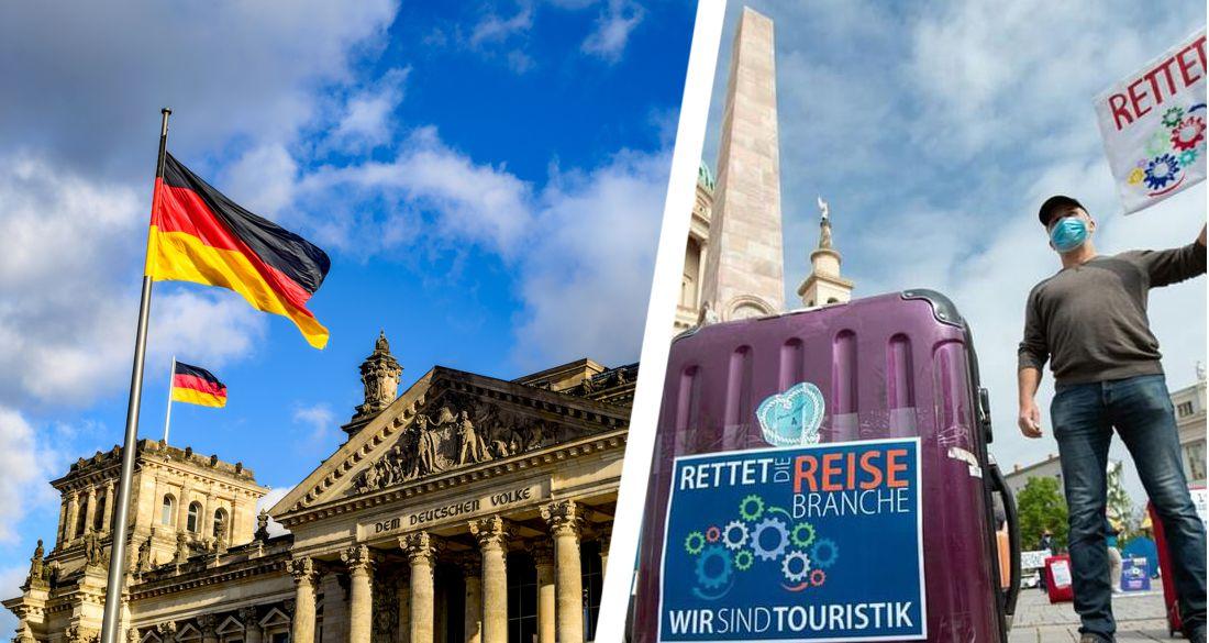 В Германии подсчитали потери туристической отрасли и ужаснулись