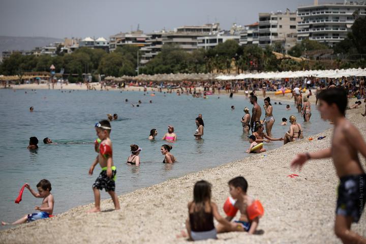 Греция с 15 июня открывает туристический сезон. Белорусов пока нет в списке тех, кому въезд разрешен
