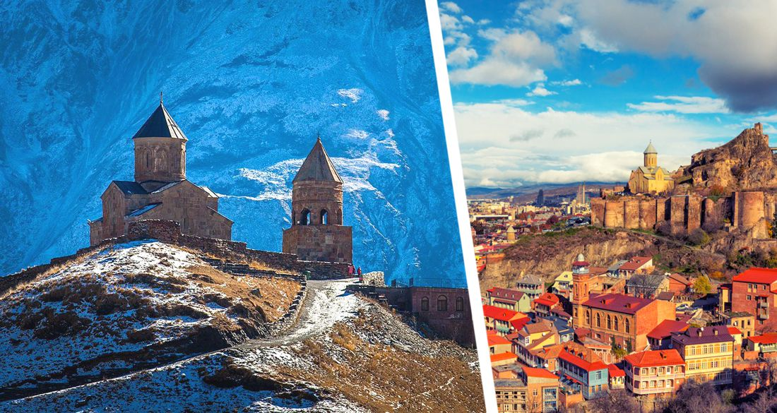 Грузия возобновляет туризм и ждёт российских туристов