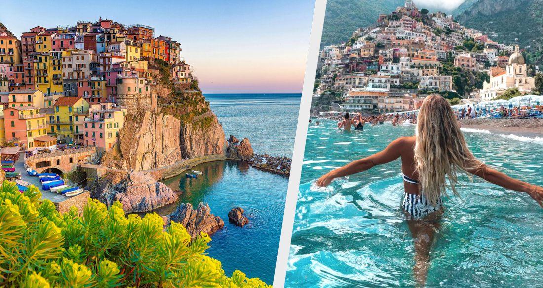 ϟ Самая пострадавшая страна Европы снимет все ограничения на путешествия