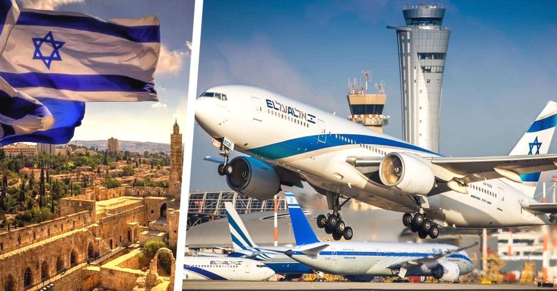 Министерствр туризма Израиля назвало дату восстановления авиасообщения с Россией