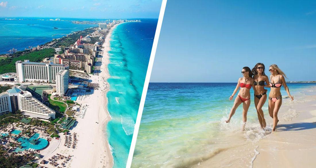 Канкун открывается для туристов, завлекая бесплатным проживанием в отелях и питанием