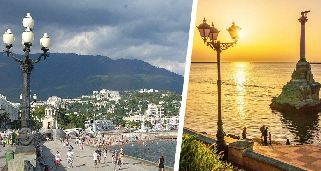 В Крыму решили распугать туристов помещением их в платные обсерваторы, а дышать морским воздухом стало ... заразно