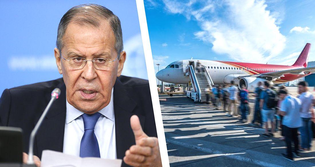 Очередную партию Российских туристов эвакуируют из-за границы