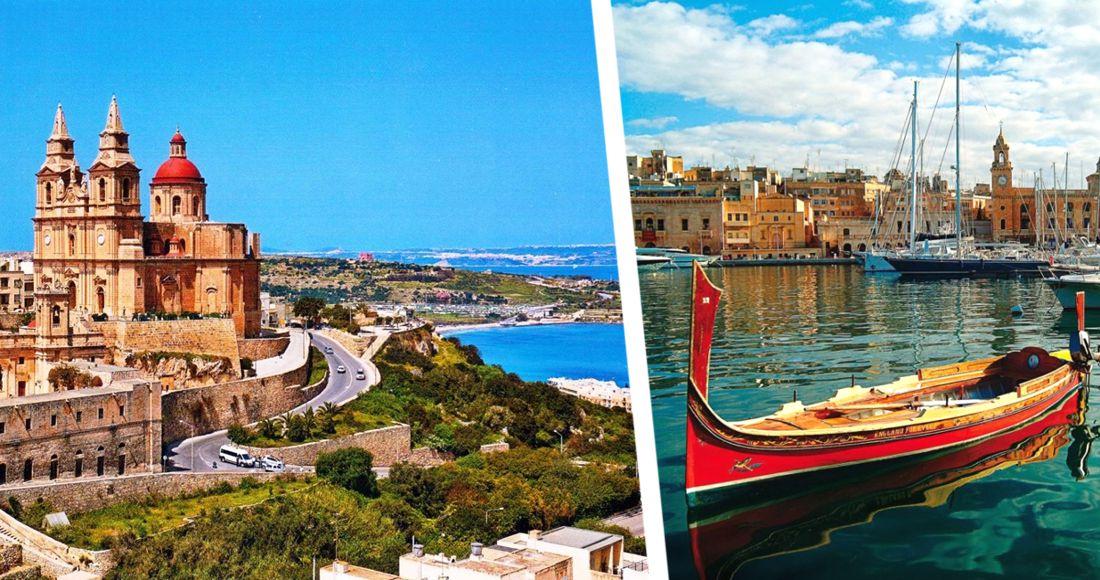 Мальта откроет для туристов из 9 стран «безопасные туристические коридоры»