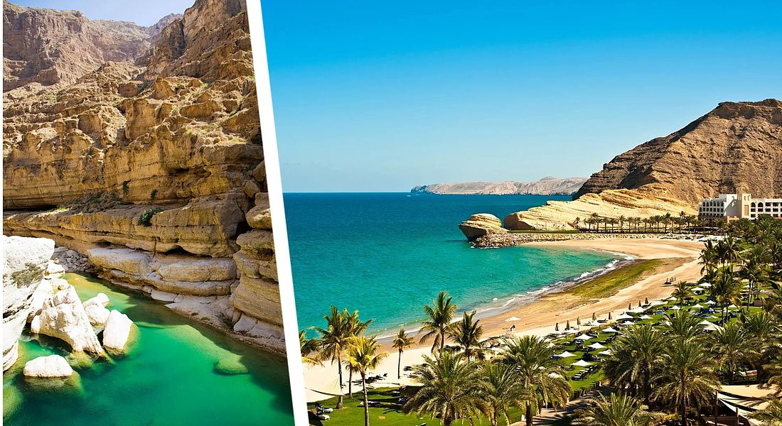 Оман объявил о строительстве 100 новых отелей