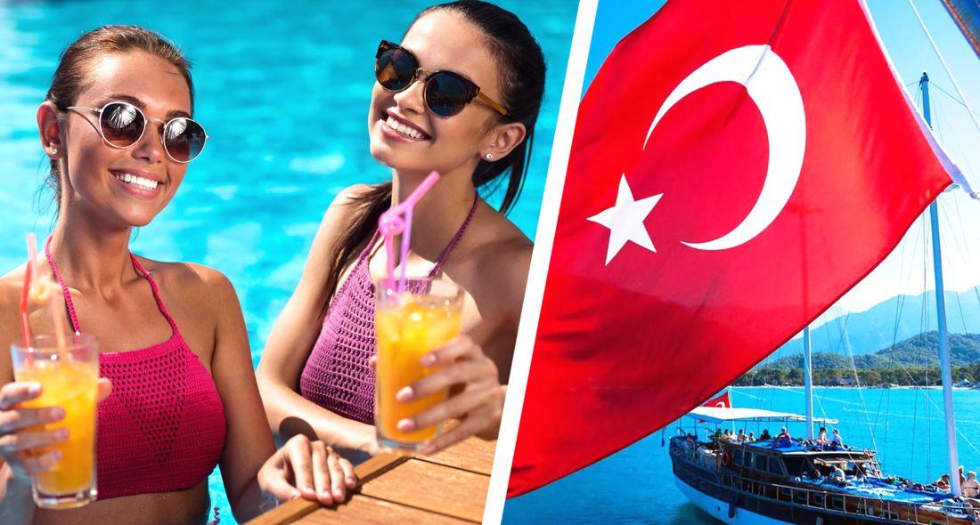 Министр туризма Турции: 40-50% отелей Анталии этим летом не смогут принимать туристов