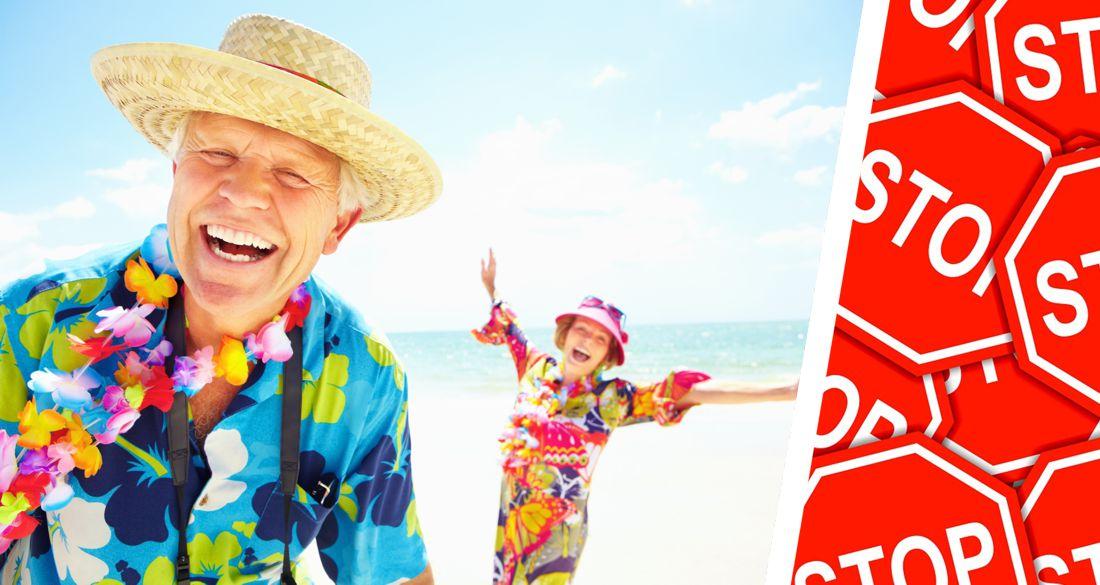 Сегрегация по возрастному признаку: в ЕС хотят ввести запрет на путешествия пожилым туристам
