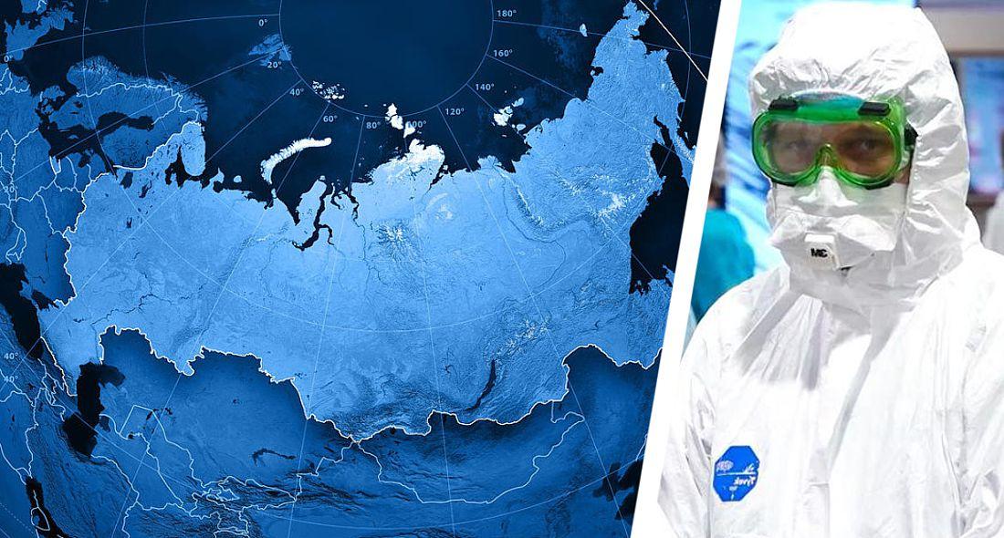 Коронавирус в России 03.05: срок окончания пандемии сдвинули вправо на середину августа
