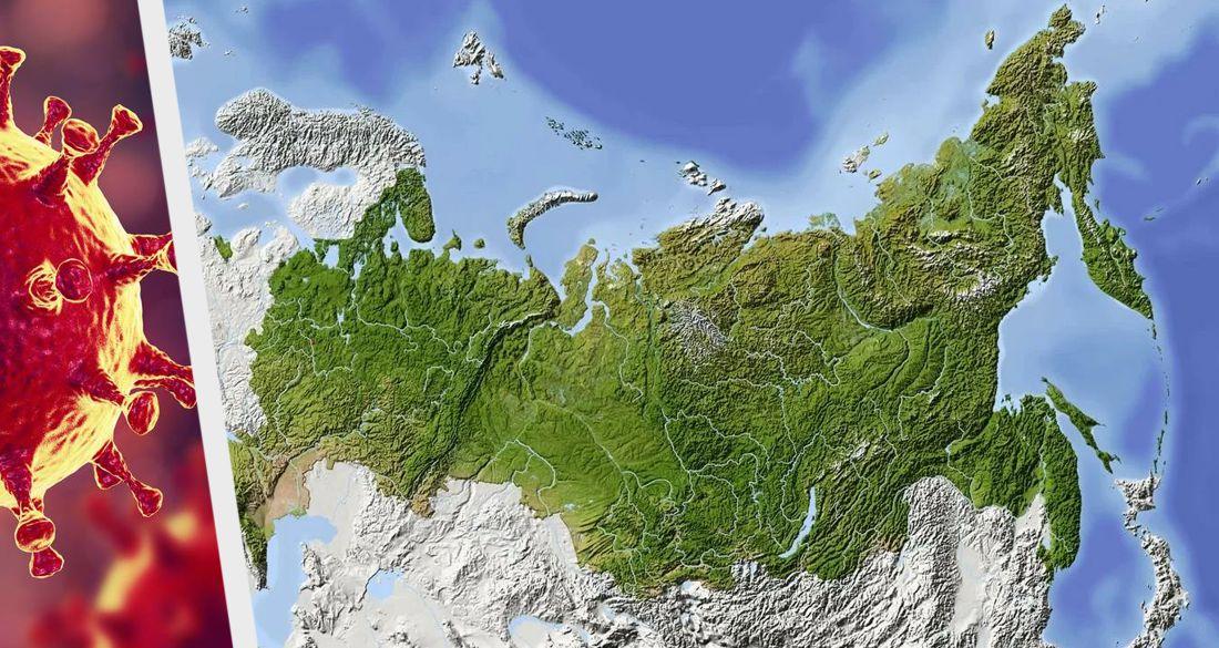 Коронавирус в России 09.05: эпидемиологический коэффициент составил 1.06