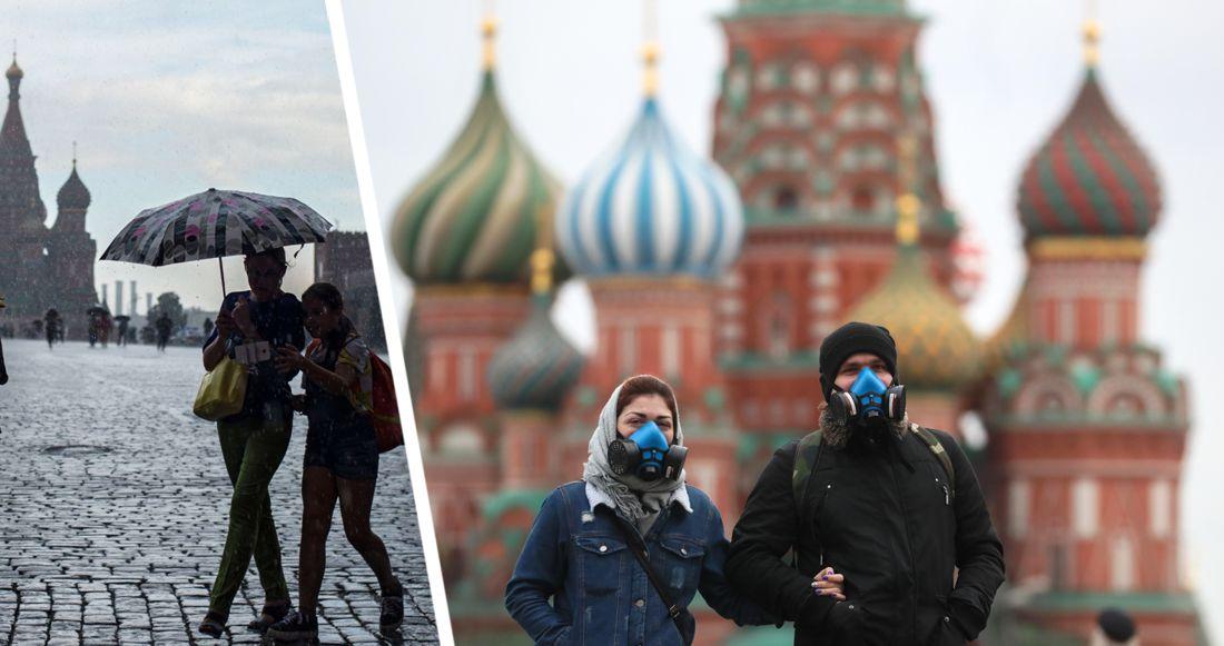 Коронавирус в России на 29.05: даже дождь не помог мэрии загнать москвичей на «самоизоляцию»