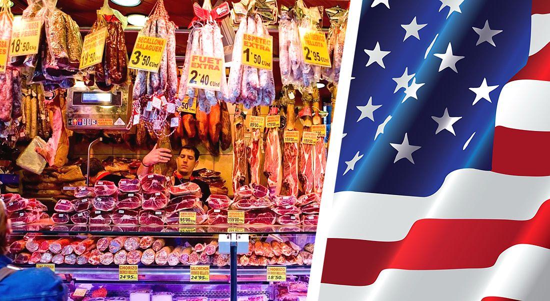 США предрекли голод: складских запасов говядины, свинины и курятины осталось на 10 дней