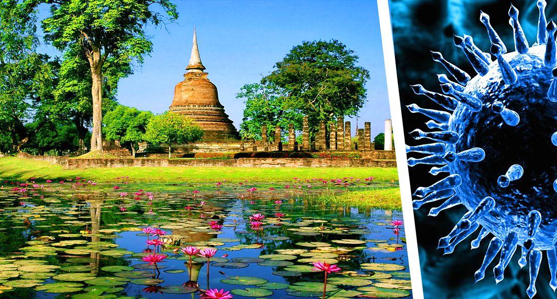 Таиланд продлил Чрезвычайное положение и закрытие границ для туристов до 30 июня