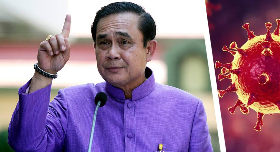 Премьер Таиланда: коронавирус будет прессовать туризм ещё 9 месяцев