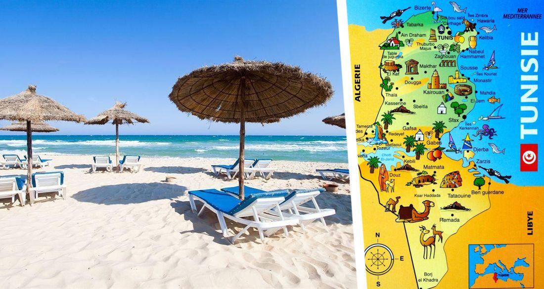 Тунис: 5 хороших новостей, приближающих открытие туристического сезона