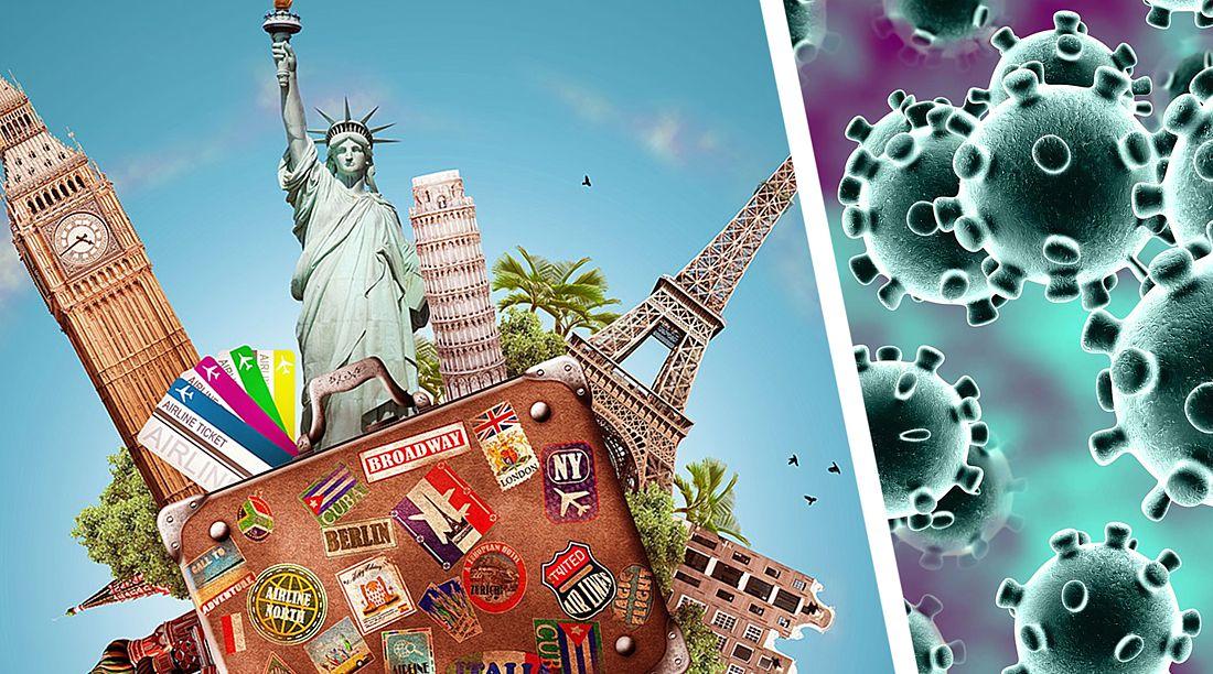 Страны мира вводят «туристические коридоры» и «дорожные пузыри»