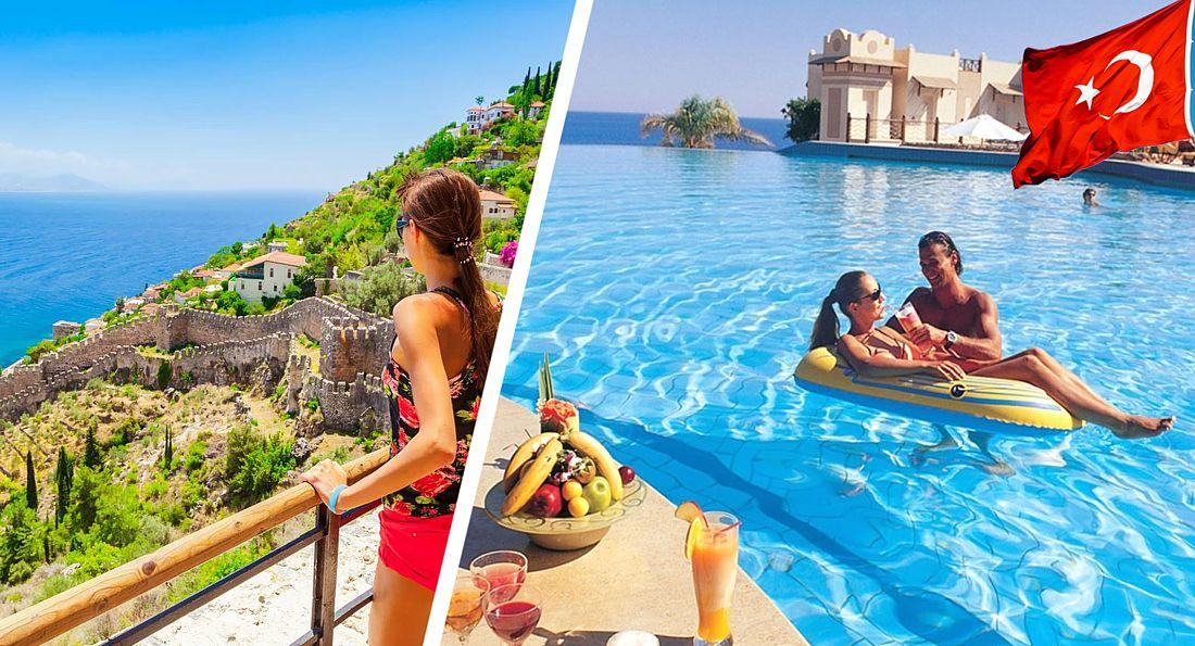 Турция начала переговоры с Россией о начале туристического сезона