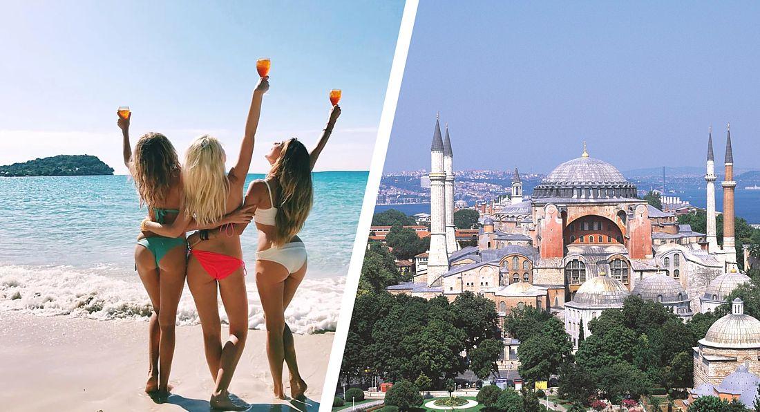 Эксперты: Турция быстрее других стран восстановит туризм после пандемии
