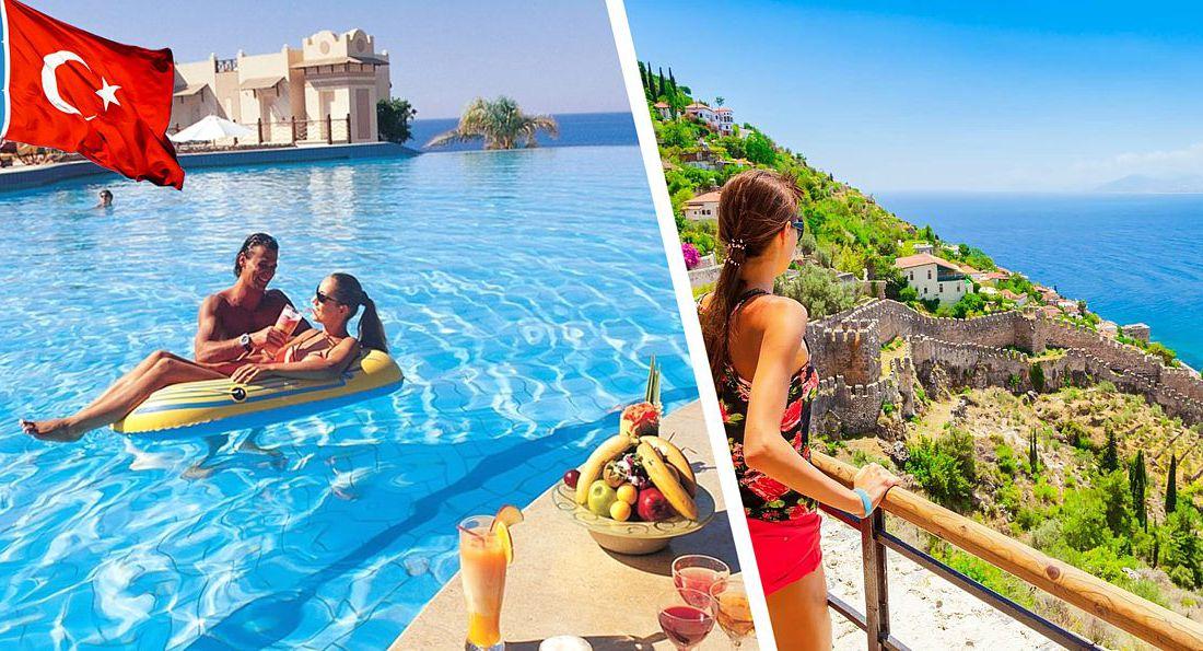 Российские туристы смогут отдыхать в Турции только в отелях, имеющих «Сертификат здорового туризма»: 4 компонента и 132 правила
