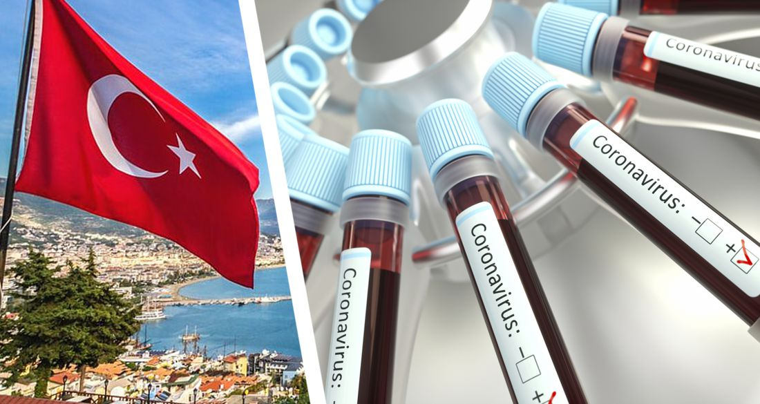 Турция с 1 июня вводит обязательное тестирование туристов на коронавирус
