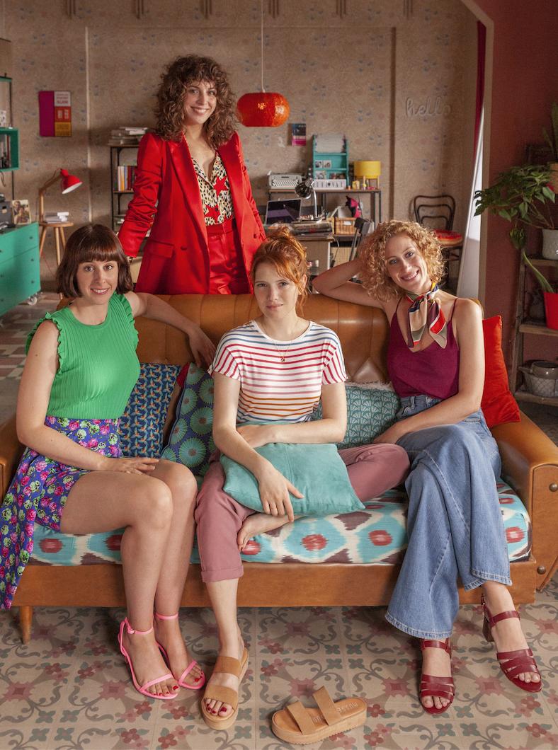 «Секс в большом городе» по-испански: новый сериал от Netflix