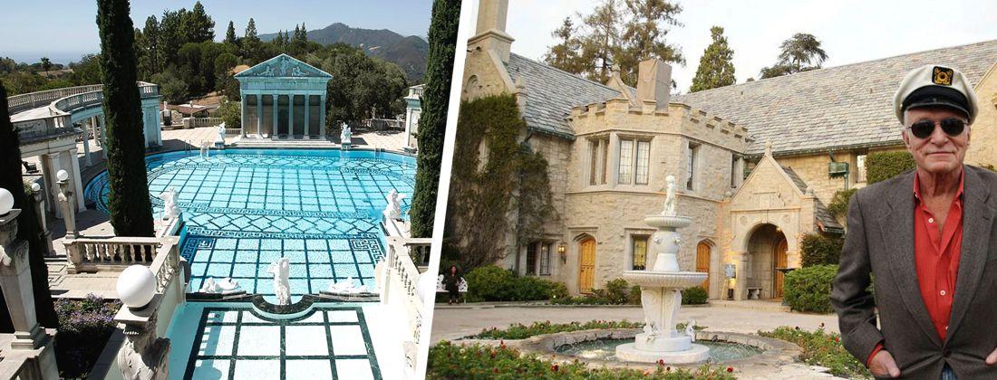 Топ 10 самых дорогих домов знаменитостей в мире. Фото