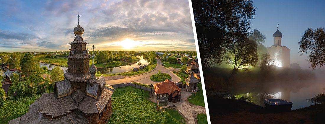 Топ-7 мест для проведения незабываемых выходных во Владимирской области