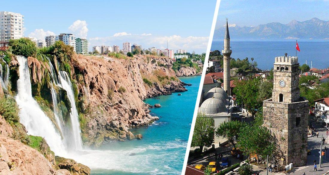 Турция в Анталии проведёт рекламный тур для послов из 60 стран, включая Россию