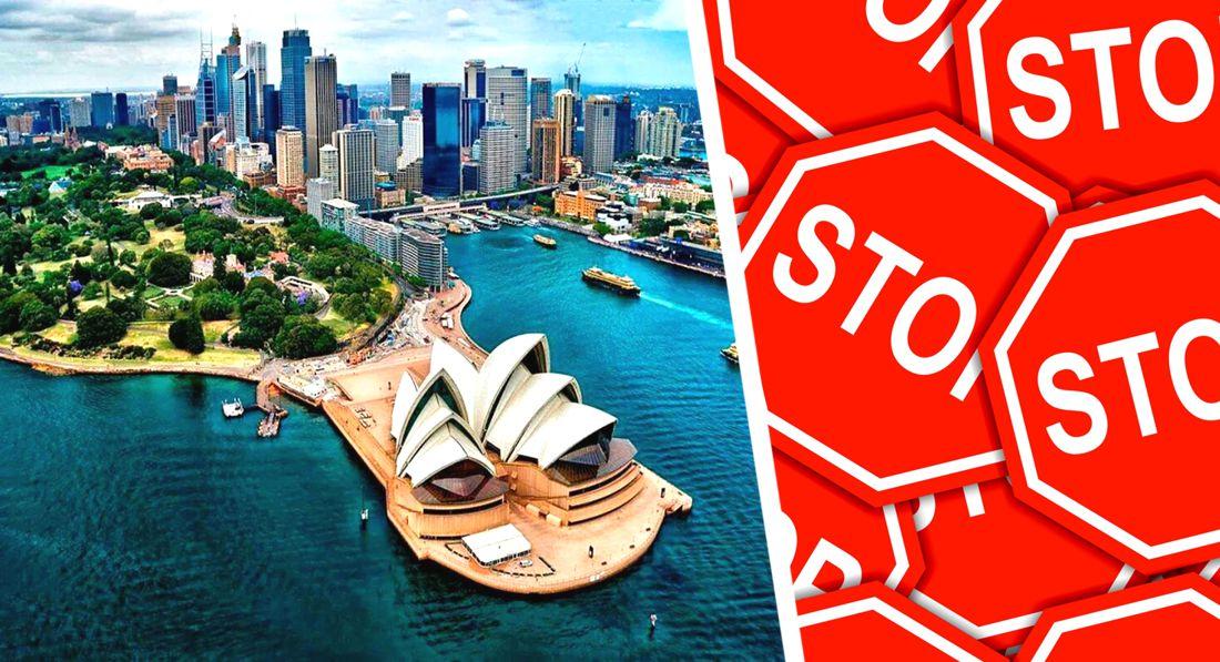 Австралия сохранит границы закрытыми до 2021 года
