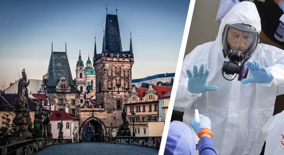 Минздрав Чехии: до конца лета границы для туристов из России не откроем