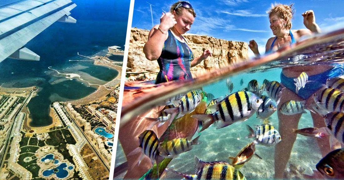 В Египте открылись уже 266 отелей, иностранным туристам разрешили только курорты Красного моря