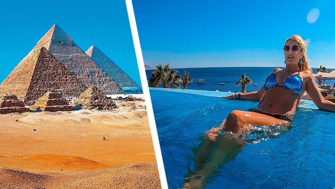 Египет возобновляет зарубежный туризм: готовятся рекламные кампании, снят фильм «Турист в Египте»