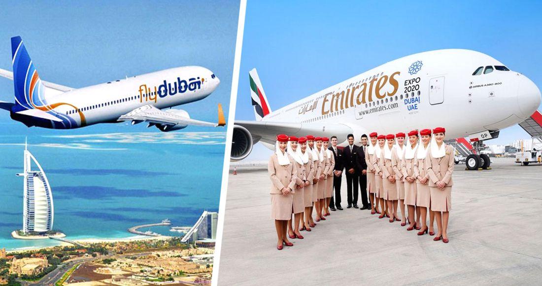 Emirates и flydubai расширяют сеть зарубежных маршрутов после снятия карантина