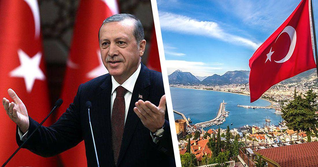 Эрдоган обсудил с Кремлём открытие курортов Турции для российских туристов и преуспел в этом