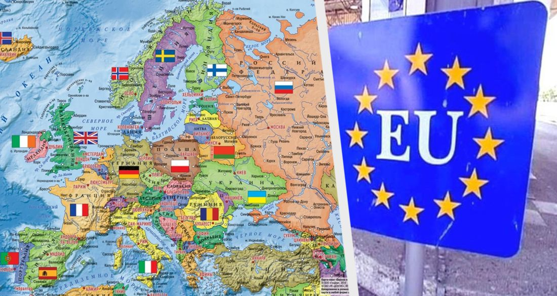 Евросоюз открыл границы, российским туристам во въезде отказано