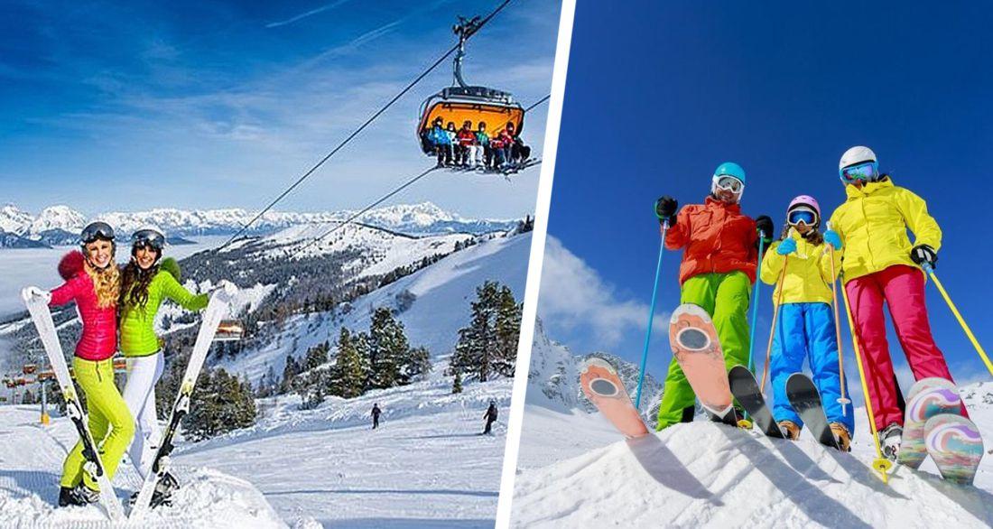 Туроператоры открыли продажу горнолыжных туров в Европу